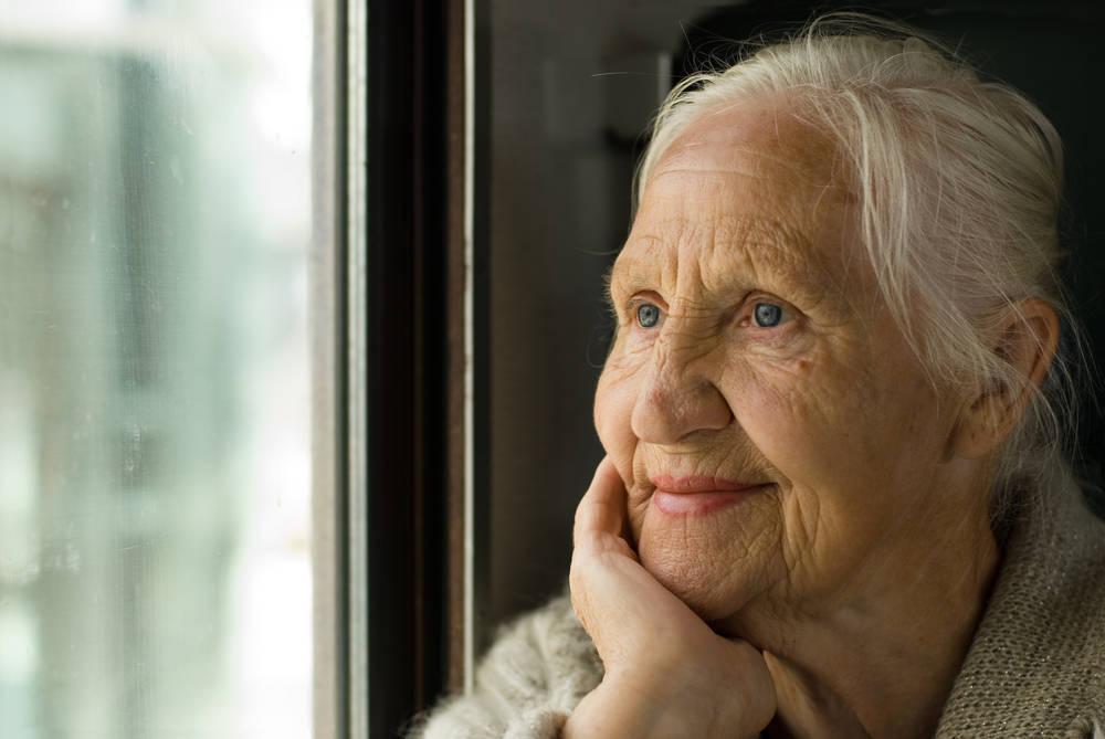 El riesgo de la soledad en personas mayores