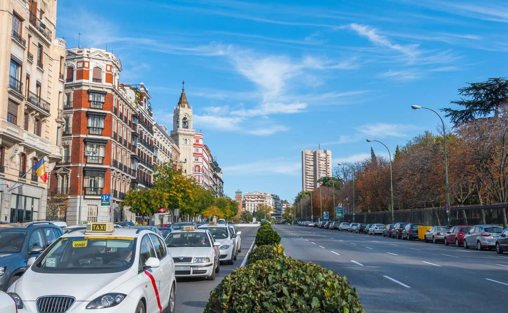 Tu mejor aliado como taxista en Madrid