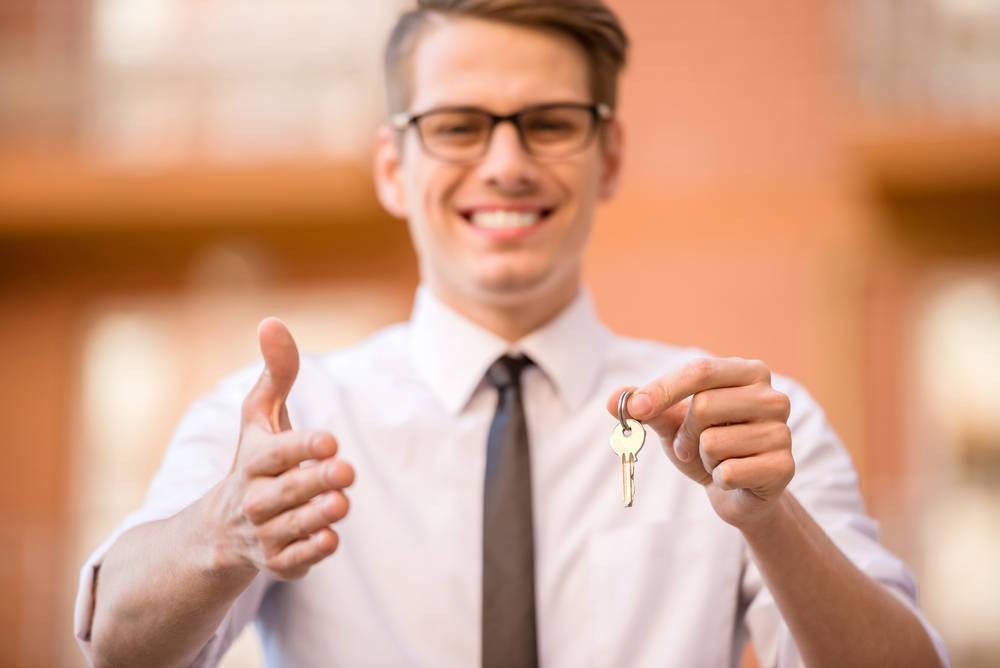 Cuidado con la comisión de las inmobiliarias