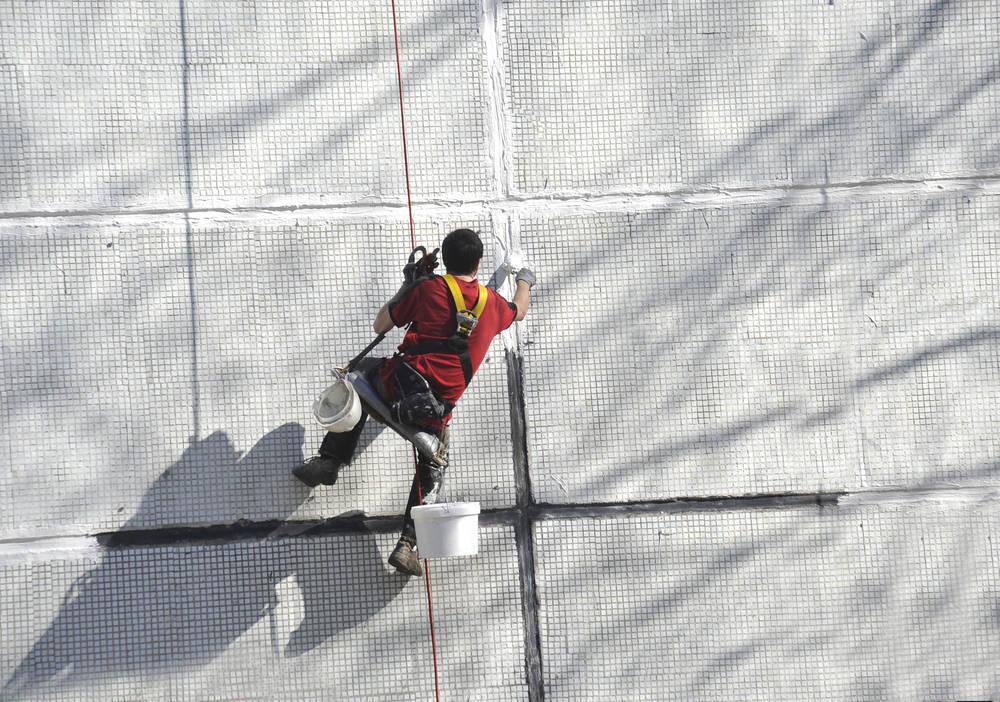 Medidas de protección para los trabajos verticales