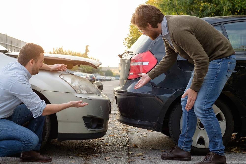 ¿Qué debemos hacer si sufrimos un accidente de tráfico?