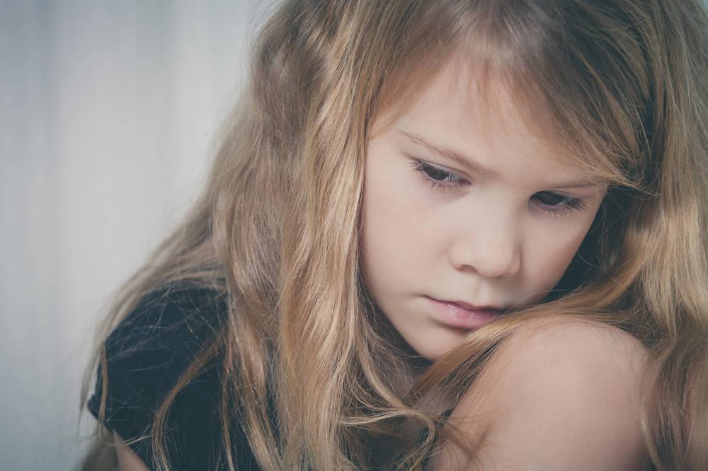 Trastorno de ansiedad en menores tras un divorcio
